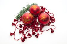 Free Ornament For Christmas Tree Stock Photography - 17238692