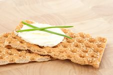 Free Crispbread Stock Photography - 17238832