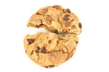 Free Single Cookie Stock Photo - 17239100