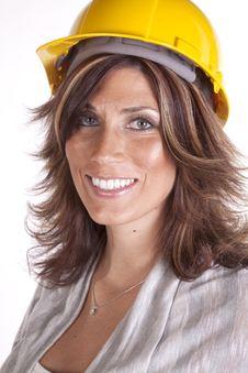 Free Close Up Face Hat Stock Photos - 17239243