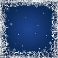 Free Grunge Christmas Frame Royalty Free Stock Image - 17243666