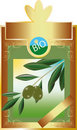 Free Label Olive Oil Stock Image - 17249931