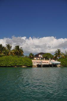 Free Port Lucaya At Bahamas Stock Image - 17240041