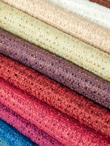 Free Colored Cotton Lining Layer Stock Photography - 17240742