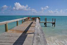 Free Wood Pier Royalty Free Stock Photos - 17240788