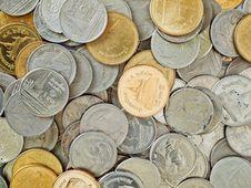 Free Thai Coin Stock Image - 17240851