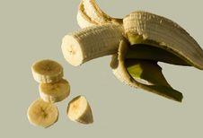 Free Banana Stock Photography - 17241872