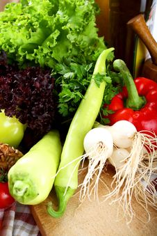 Free Vegetables Stock Image - 17242071