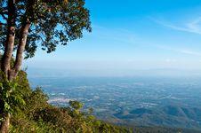 Free View Point On Mountain Royalty Free Stock Photo - 17243145
