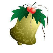 Free Christmas Bell Stock Photos - 17243533