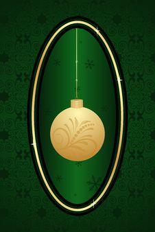 Free Decorative Christmas Frame Stock Photos - 17243543