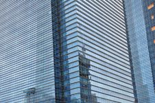 Free Tinted Glass Modern Building Royalty Free Stock Image - 17243736