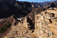 Free Greatwall  And Mountain Stock Images - 17244364