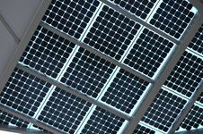 Free Solar Energy Panel Royalty Free Stock Image - 17244806