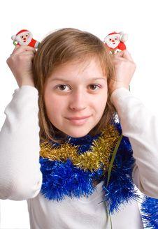 Free Girl Stock Image - 17246491