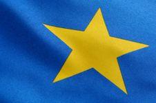Free European Flag Royalty Free Stock Image - 17247026