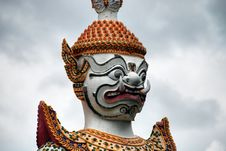 Free Bangkok, Thailand Royalty Free Stock Photography - 17247277