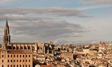 Free Cityscape Of Toledo, Spain. Stock Image - 17247601
