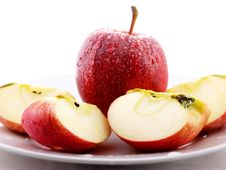 Free Red Apple Stock Photo - 17247640