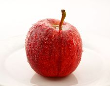 Free Red Apple Royalty Free Stock Photography - 17247657