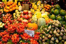 Free Fruit Market Fresh Fruits Stock Photos - 17247873