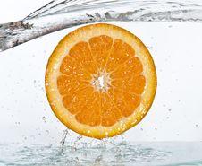Free Fruits&splashes Royalty Free Stock Images - 17248479