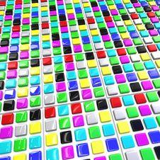Free Array Color Blocks Stock Photos - 17248713