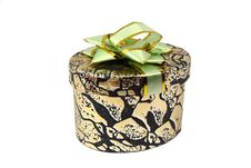 Free Gift Box Royalty Free Stock Photo - 17248755
