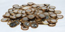 Free Coins Stock Images - 17248834
