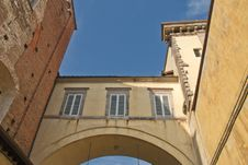 Free Architecture Detail In Lucca Royalty Free Stock Photo - 17249655