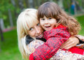 Free Happy Mother And Daughter Stock Photo - 17253800