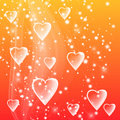 Free Abstract Heart Stock Photography - 17254072
