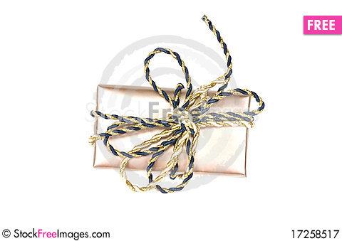 Free Gift Box Royalty Free Stock Photography - 17258517