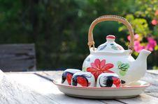 Free Tea Time Stock Photo - 17250990