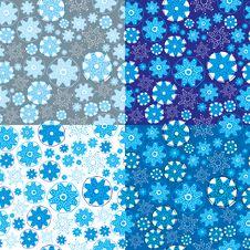 Free Snowflakes Royalty Free Stock Image - 17251376