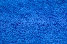 Free Blue Cotton Fabric Stock Images - 17251814