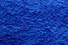 Free Blue Cotton Fabric Royalty Free Stock Image - 17252006