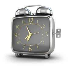 Free Alarm Clock Stock Photography - 17252982
