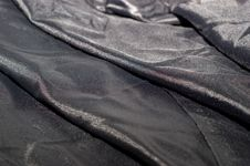 Free Black Synthetic Fabric Royalty Free Stock Images - 17253199
