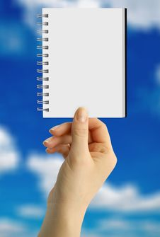 Free Notebook Stock Image - 17253501