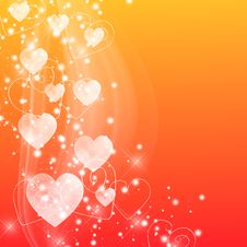 Free Abstract Heart Stock Photos - 17254053