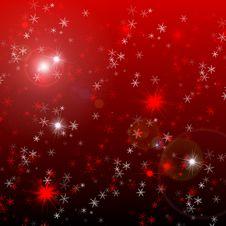 Free Christmas Background Royalty Free Stock Photo - 17254245
