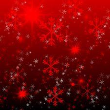 Free Christmas Background Royalty Free Stock Photo - 17254265