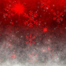 Free Grunge Snowflakes Stock Photos - 17254293