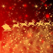 Free Christmas Background Stock Images - 17254454