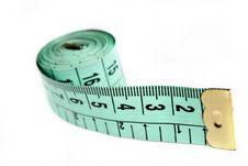 Free Measuring Tape Royalty Free Stock Photos - 17255118