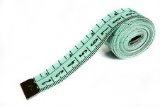 Free Measuring Tape Royalty Free Stock Photography - 17255157