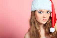 Free Santa Hat Stock Images - 17256014
