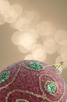 Free Christmas Bauble Stock Photos - 17256483