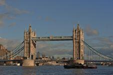 Free Towerbridge Royalty Free Stock Photography - 17257907